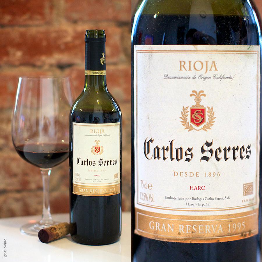 Carlos Serres Rioja Gran Reserva