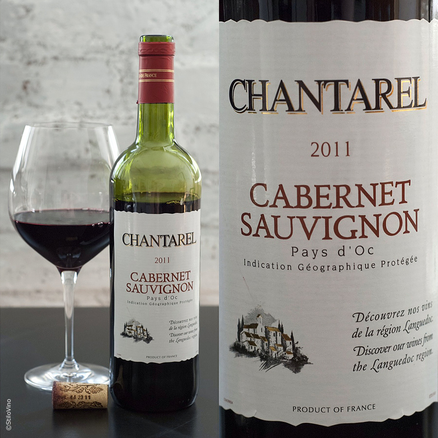 Chantarel Cabernet Sauvignon stilovino