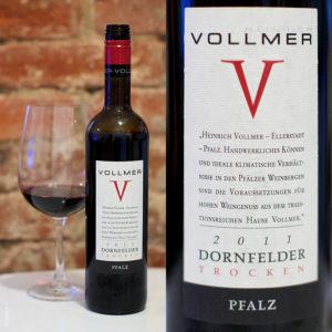 Heinrich Vollmer Dornfelder Pfalz