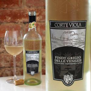 Pinot Grigio Delle Venezie Corte Viola