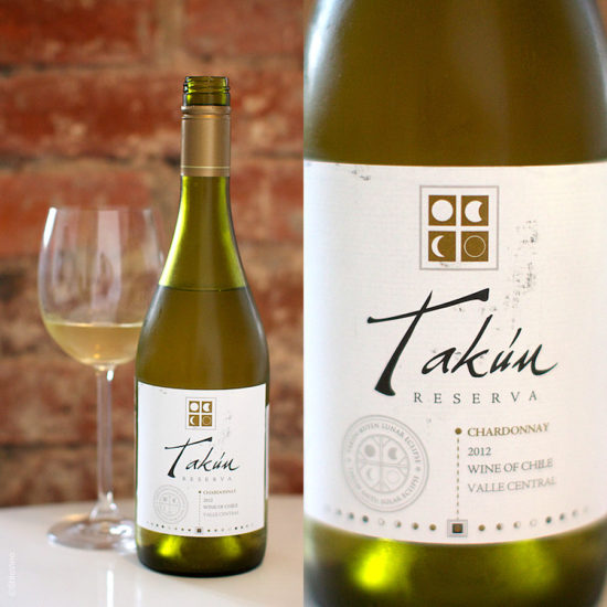 Takun Chardonnay Reserva