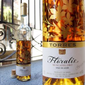 Floralis Moscatel Oro Torres stilovino