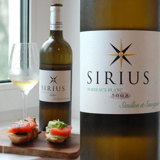 Sirius Bordeaux Blanc