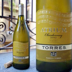 Atrium Chardonnay Torres stilovino