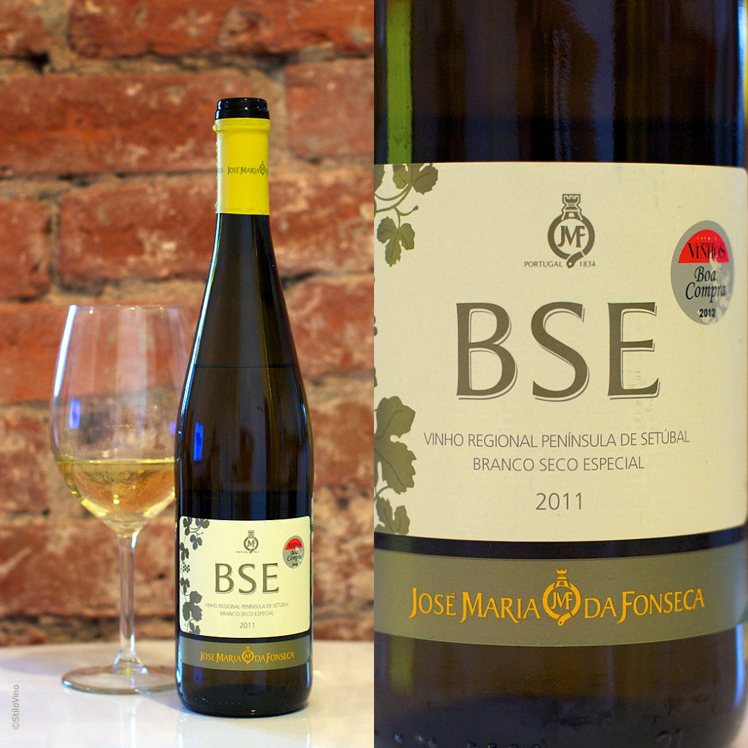 BSE Jose Maria Da Fonseca stilovino