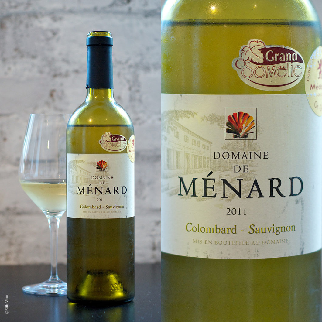 Colombard - Sauvignon Domaine de Menard stilovino