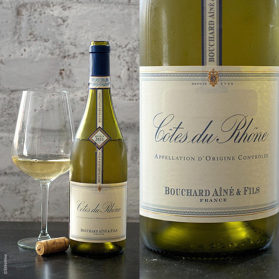 Вино кот дю bouchard aine fils