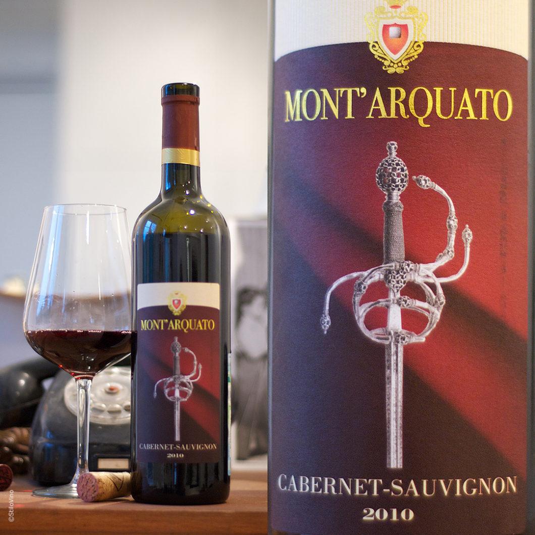 MontArquato Cabernet-Sauvignon stilovino