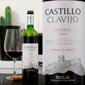 Castillo Clavijo Crianza