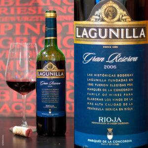 Lagunilla Gran Reserva Rioja