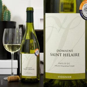 Domaine Saint Hilaire Viognier stilovino