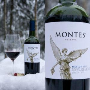 Montes Merlot Reserva stilovino