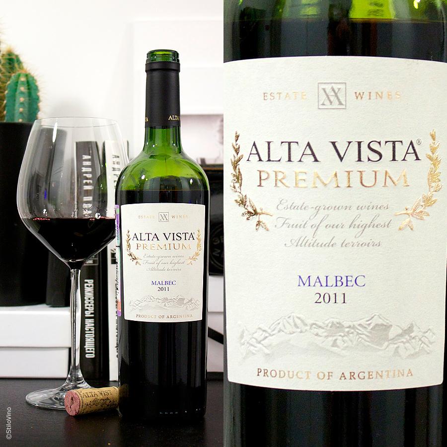 Alta Vista Premium Malbec
