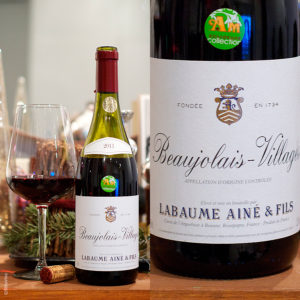 Beaujolais-Villages Labaume Aine and Fils