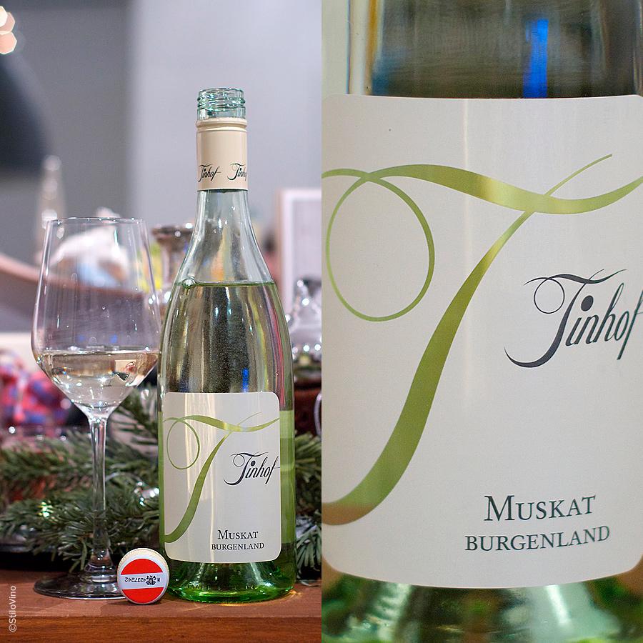 Tinhof Muskat Burgenland Bio