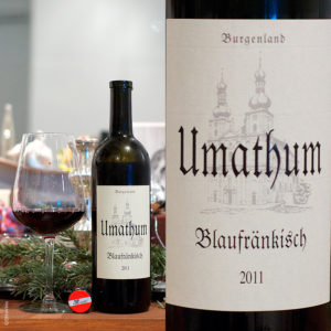 Umathum Blaufrankisch
