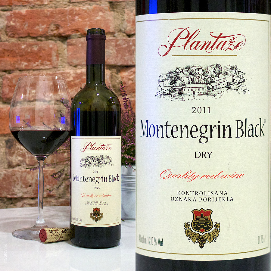 Montenegrin Black Dry Plantaze