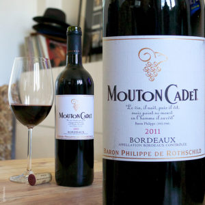 Mouton Cadet AOC Bordeaux Rouge