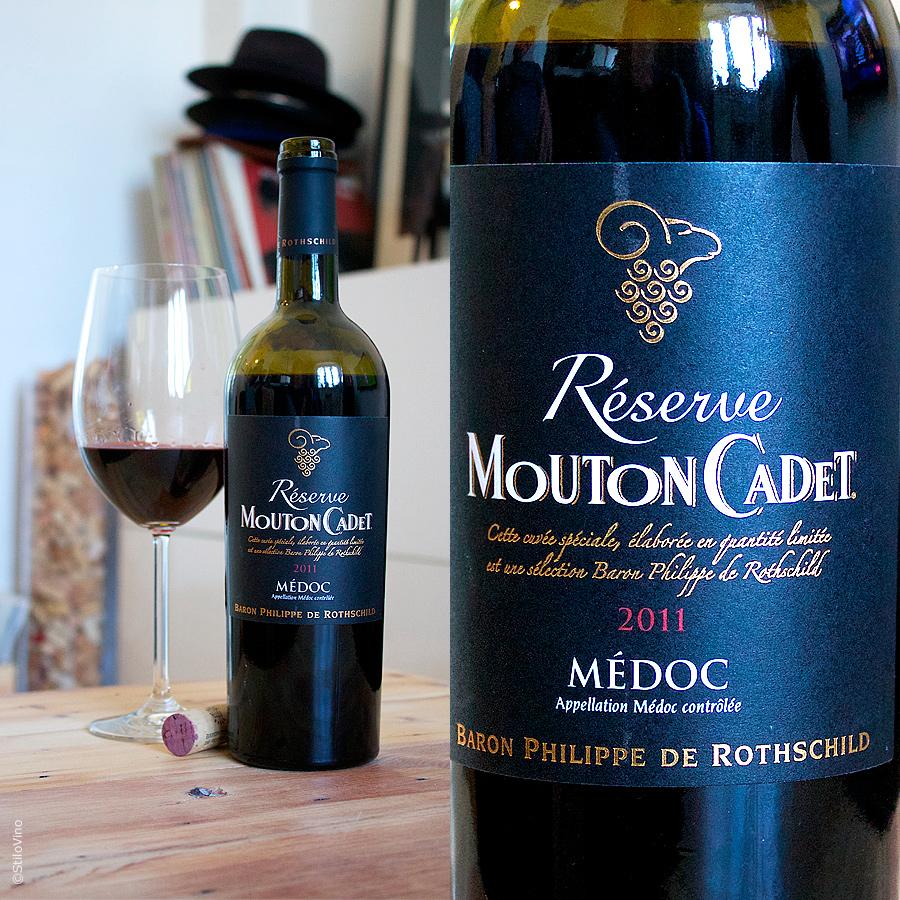 Mouton Cadet Reserve Medoc AOC Rouge