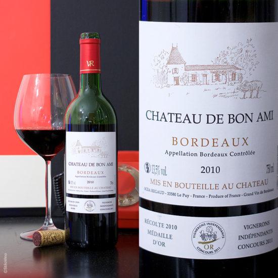 Chateau De Bon Ami AOC Bordeaux