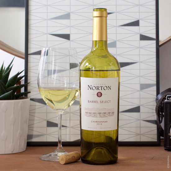 Norton Barrel Select Chardonnay