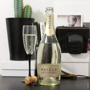Mateus Sparkling Dry White Maria Gomes and Muscat stilovino