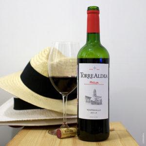 Torre Aldea Tempranillo Rioja