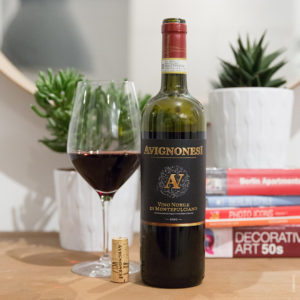 Avignonesi Vino Nobile di Montepulciano stilovino