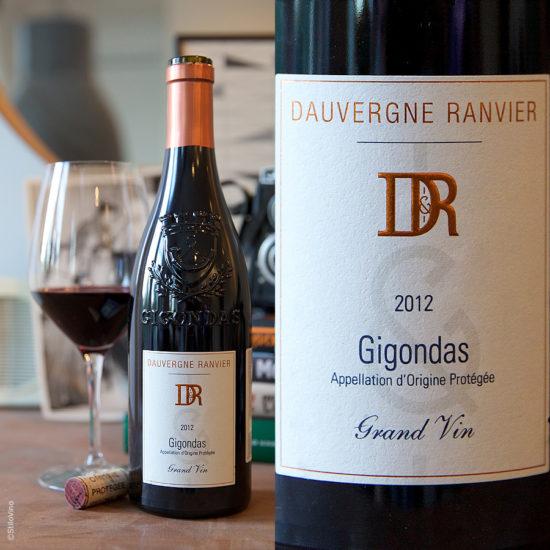 Gigondas Rouge Grand Vin Dauvergne Ranvier