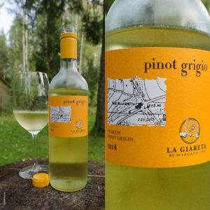 La Giareta Pinot Grigio stilovino