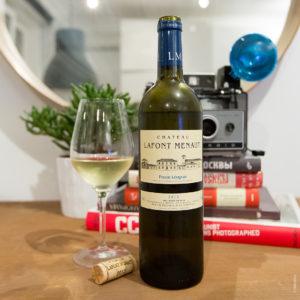 Сhateau Lafont Menaut Pessac-leognan Blanc stilovino