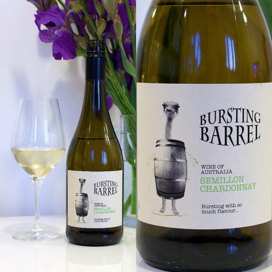 Bursting Barrel Semillion Chardonnay stilovino