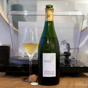 Domaine Verret Cremant de Bourgogne Blanc stilovino