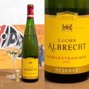 Lucien Albrecht Gewurztraminer Reserve stilovino