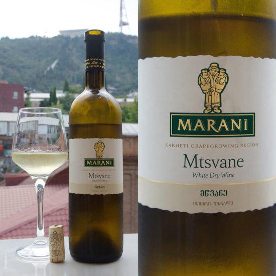 Marani Mtsvane stilovino