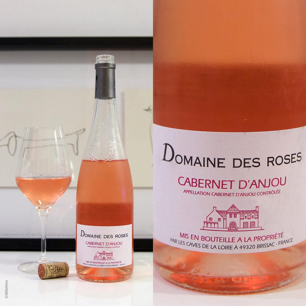 Domaine des Roses Cabernet dAnjou stilovino