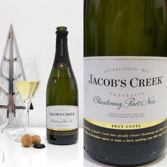 Jacobs Creek Sparkling Chardonnay Pinot Noir Brut Cuvee stilovino