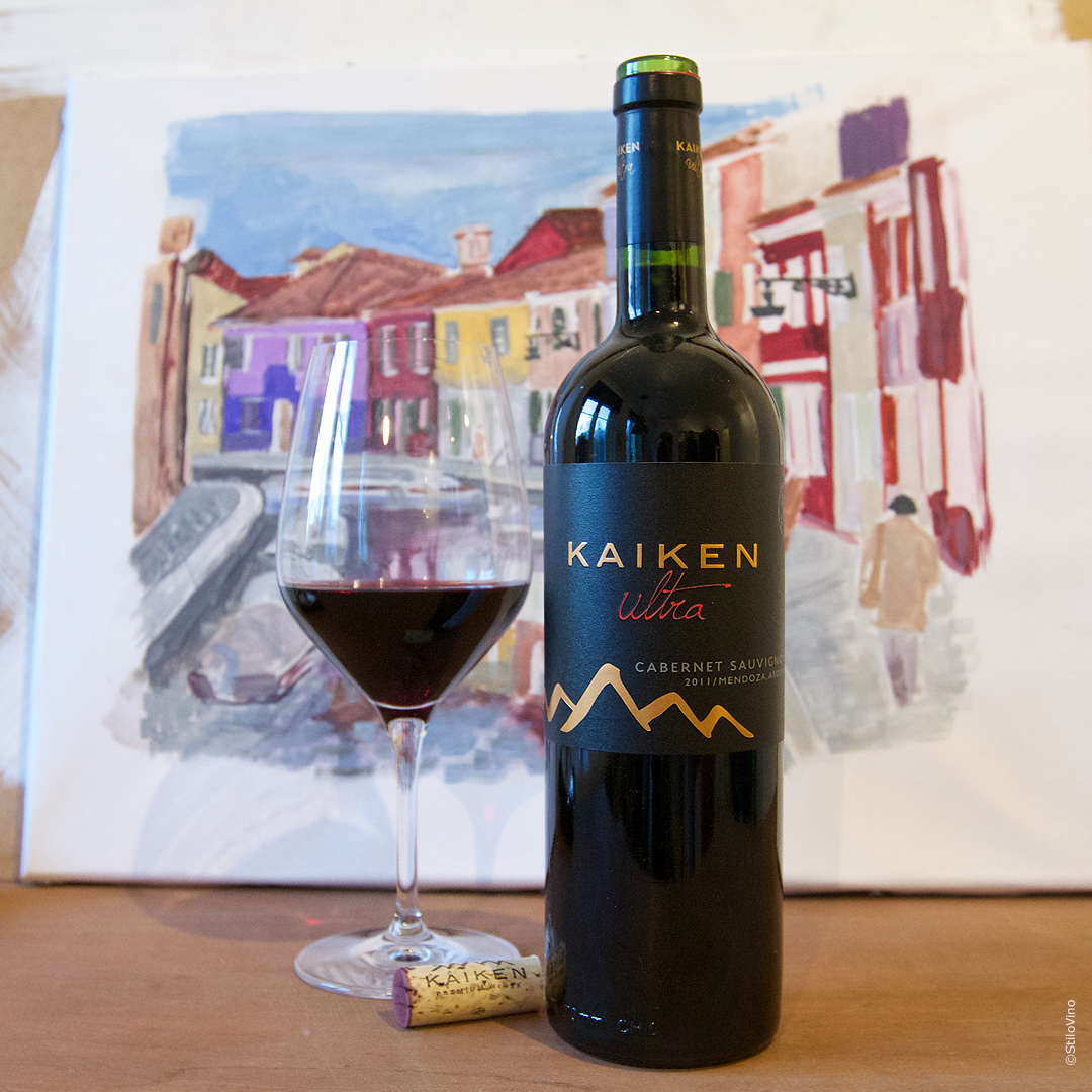 Аргентинское вино Kaiken Ultra Cabernet Sauvignon 2011