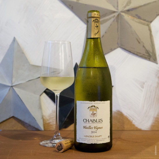 Chablis Vignoble Dampt stilovino