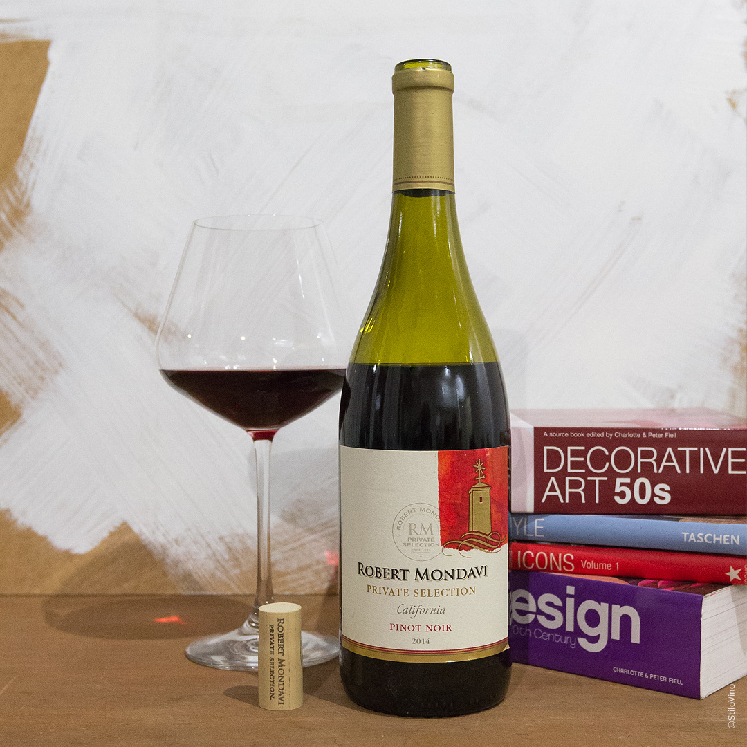 Robert Mondavi Private Selection Pinot Noir 2014