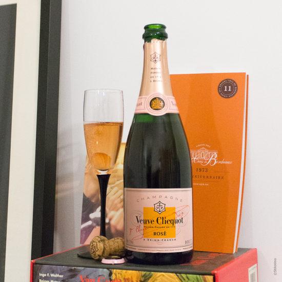 Champagne Veuve Clicquot Brut Rose stilovino