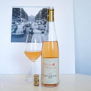 Domaine Robert Klingenfus Pinot Noir Rose Alsace stilovino