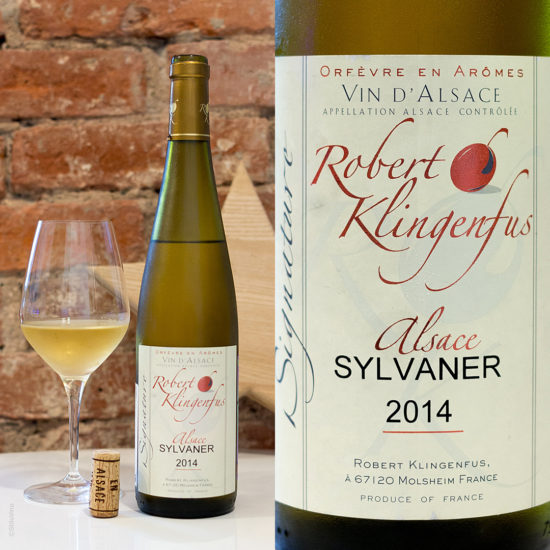Domaine Robert Klingenfus Sylvaner Alsace stilovino