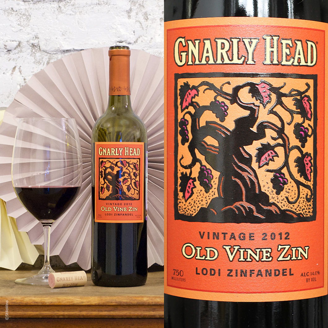 Gnarly Head Old Vine Zin Lodi Zinfandel stilovino